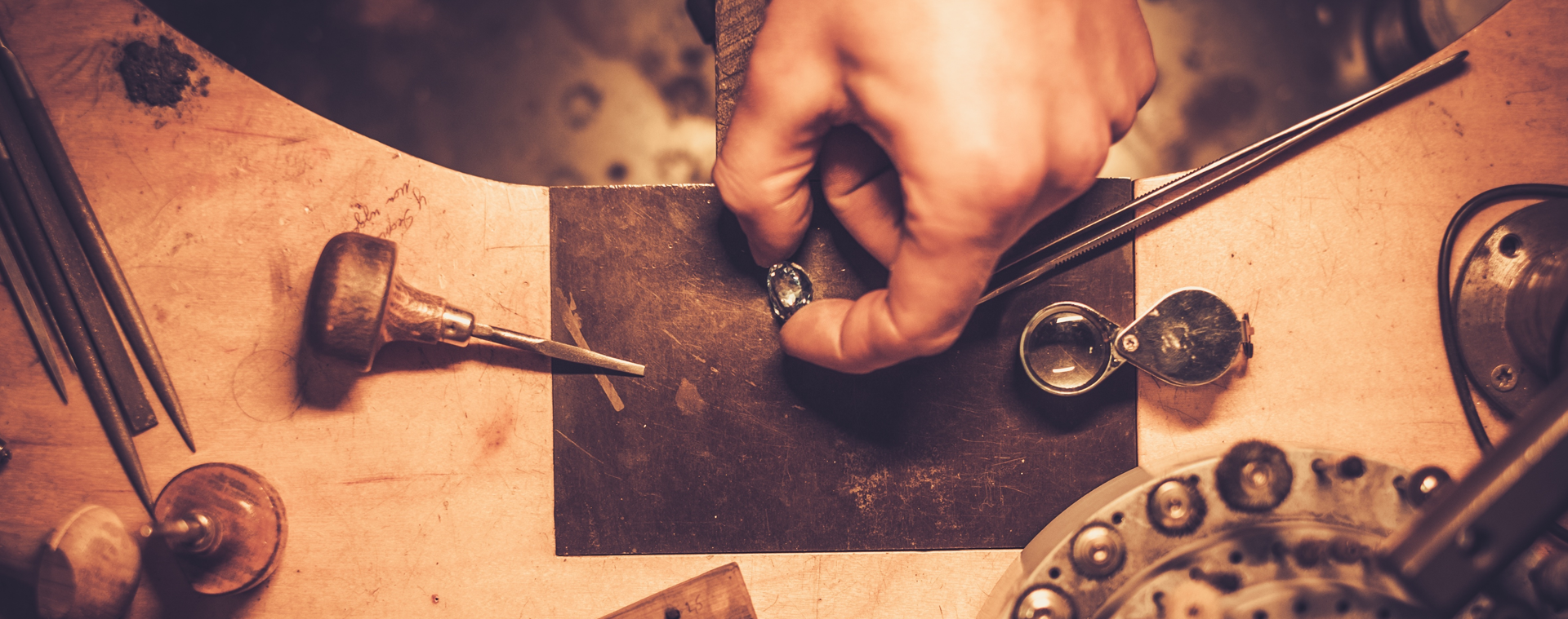Heirloom + Antique Restorations | Jewelry Repair