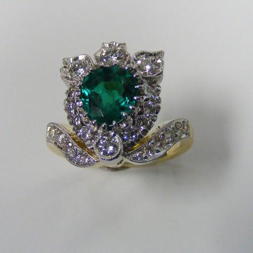 Custom-Emerald-and-Diamond-Ring-04-29