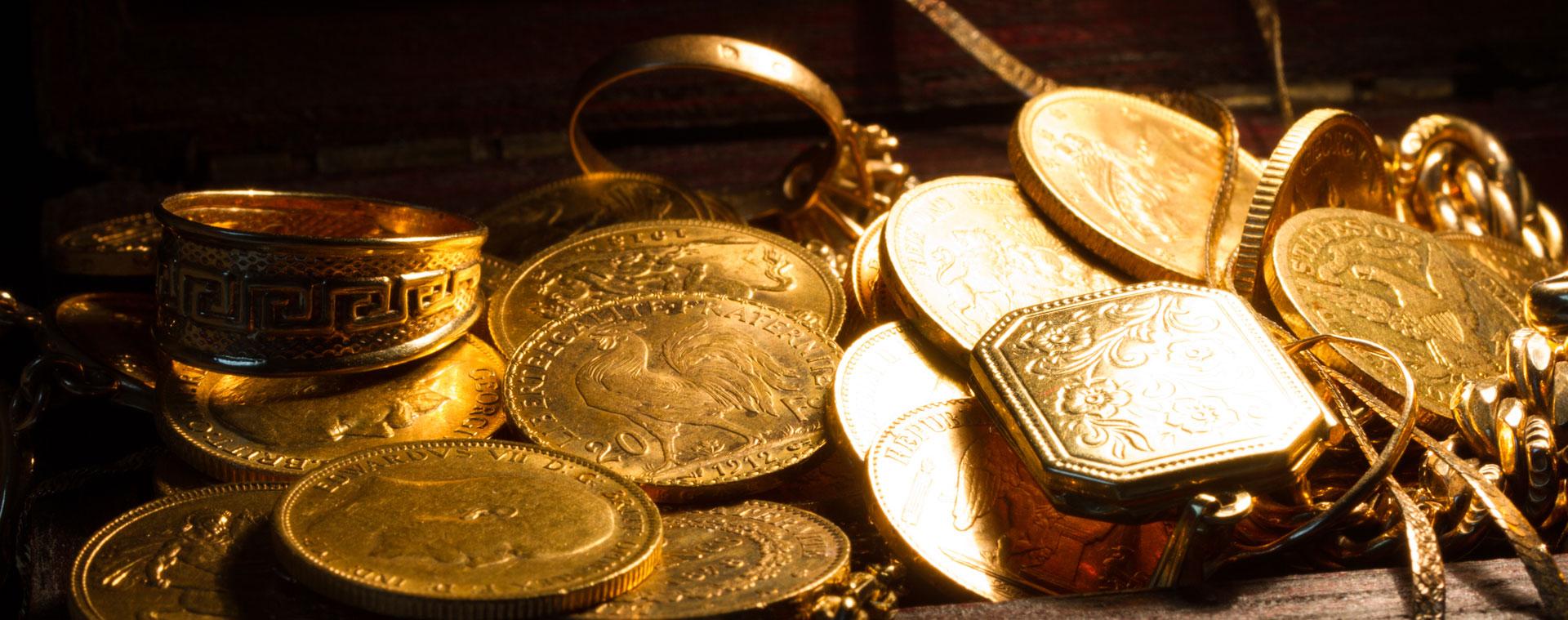 We Buy Gold, Precious Metals & More